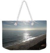 Shimmering Sunrise Weekender Tote Bag