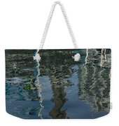Shimmers Ripples And Luminosity Weekender Tote Bag