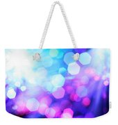 Shine A Light Weekender Tote Bag