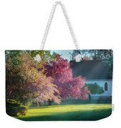 Shine The Light On Me Weekender Tote Bag