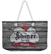Shiner Specialty Weekender Tote Bag
