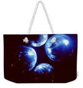 Shiny Disco Balls Weekender Tote Bag