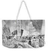 Ship Austria, C1816 Weekender Tote Bag