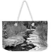 Ship Creek Weekender Tote Bag by Ed Boudreau