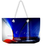 Ship - Gulf Of Mexico Weekender Tote Bag