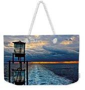 Ship Lamps Weekender Tote Bag