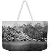 Ship Rock Island Weekender Tote Bag