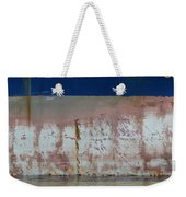 Ship Rust 1 Weekender Tote Bag