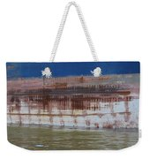 Ship Rust 4 Weekender Tote Bag