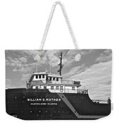Ship Shape Weekender Tote Bag