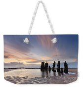 Ship Wreck Weekender Tote Bag