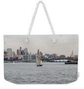 Ships And Boats Weekender Tote Bag