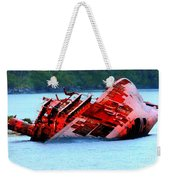 Chile Shipwreck Weekender Tote Bag