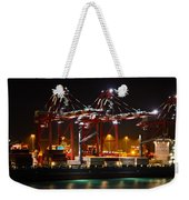 Shipyards  Callao Port Lima Peru Weekender Tote Bag