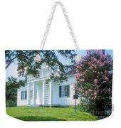 Shirley House Weekender Tote Bag