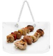 Shish Kebab Weekender Tote Bag