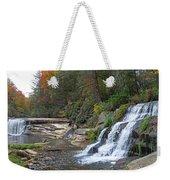 Shoal Creek Area Waterfalls Weekender Tote Bag