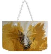 Shock Wave Weekender Tote Bag