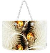 Shock Waves Weekender Tote Bag