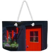Shoe Repair Shop Weekender Tote Bag