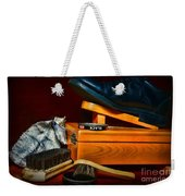 Shoe - Time For A Shine Weekender Tote Bag
