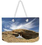 Shoofly Arch Basin And Range Weekender Tote Bag