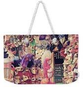 Shop In Venice Weekender Tote Bag