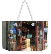 Shopfronts - Smoke Shop Weekender Tote Bag