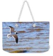 Shore Bird Weekender Tote Bag