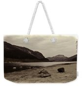 Shore Of A Loch In The Scottish Highlands Weekender Tote Bag