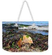 Shore Scene Weekender Tote Bag