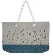 Shorebirds Flying Weekender Tote Bag