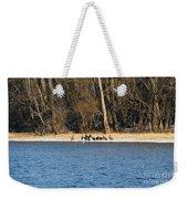 Shoreline Meeting Weekender Tote Bag