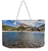 Shores Of Helen Lake Weekender Tote Bag
