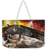 Shot Gun  Weekender Tote Bag