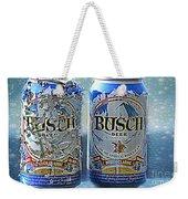 Shot Of Beer   Weekender Tote Bag