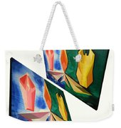Shots Shifted - Infini-justice 2 Weekender Tote Bag