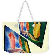 Shots Shifted - Infini-justice 4 Weekender Tote Bag