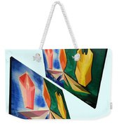 Shots Shifted - Infini-justice 6 Weekender Tote Bag