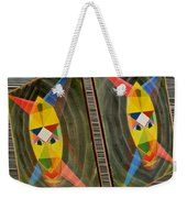 Shots Shifted - Le Mage 1 Weekender Tote Bag