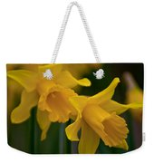 Shout Out Of Spring Weekender Tote Bag