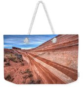 Show Me The Way Weekender Tote Bag