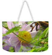 Show Your Inner Beauty Weekender Tote Bag