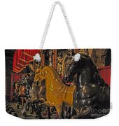 Showcase Of Royal Horses Weekender Tote Bag