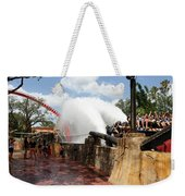 Shower Time Weekender Tote Bag