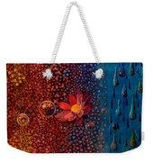 Showers To Flowers Weekender Tote Bag