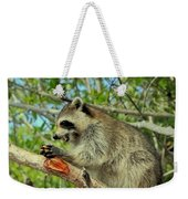 Showing My Teeth Weekender Tote Bag