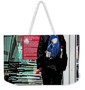 Shown The Red Card Weekender Tote Bag