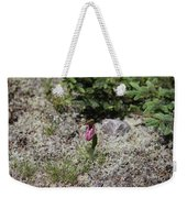 Showy Lady's Slipper 3 Weekender Tote Bag