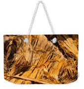Shredded Bark Weekender Tote Bag